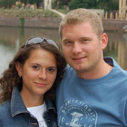 Сергей и Анна Каменские