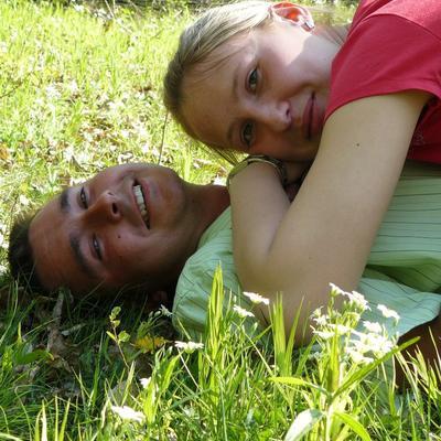Дина и Анатолий