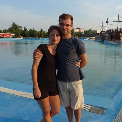Лана и Игорь