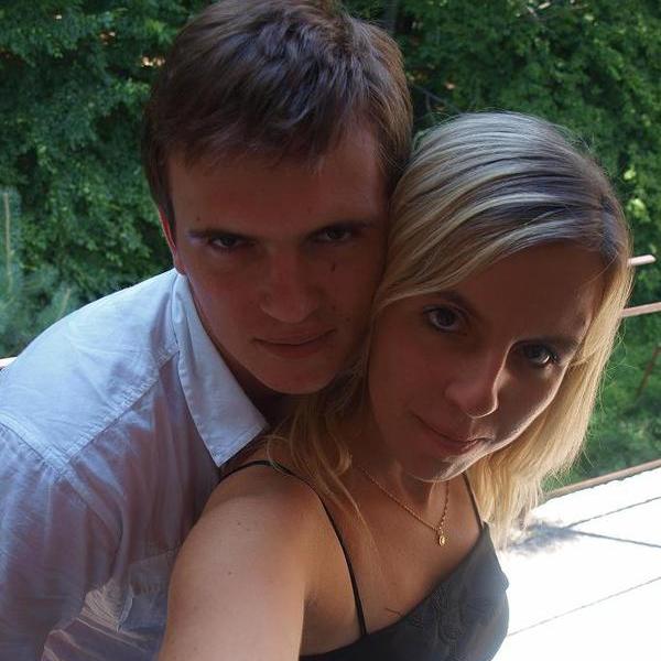 Костик и Светлана